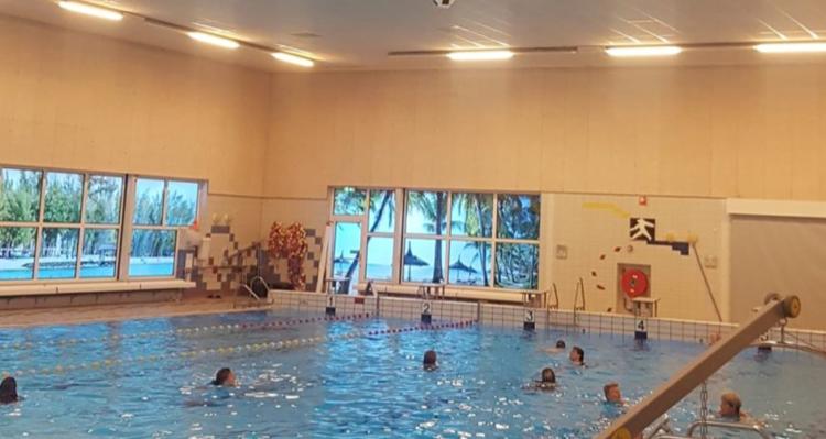 Zwemvierdaagse in Maassluis voor De Steenen Dijck zwemmers afbeelding nieuwsbericht