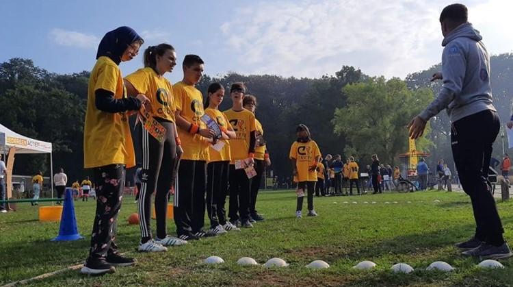 Open Dag on Tour van de Johan Cruyff foundation was zeer geslaagd in Wilp! afbeelding nieuwsbericht
