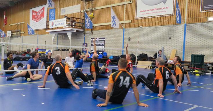 Open training zitvolleybal 24 maart afbeelding nieuwsbericht