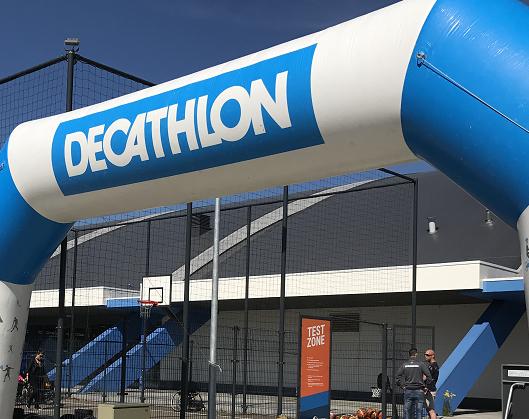 Clinics onderwijs en zorg een succes bij Decathlon afbeelding nieuwsbericht