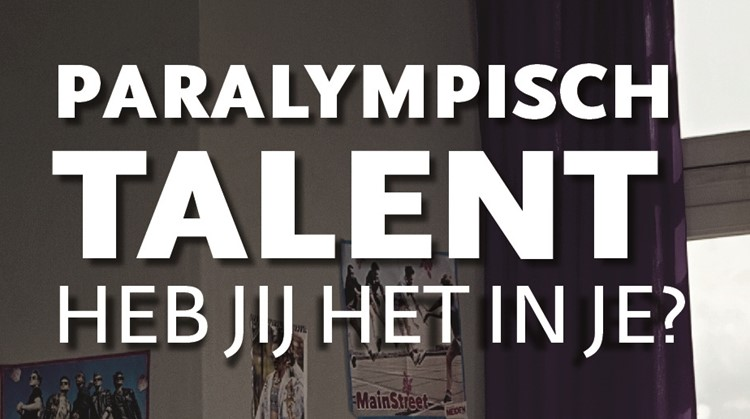 TeamNL Paralympische Talentdag op sportcentrum Papendal afbeelding nieuwsbericht