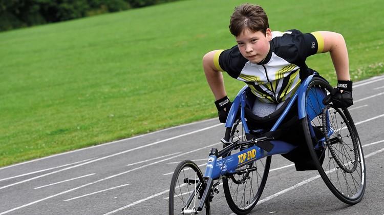 Paralympische Talentherkenningsdag afbeelding nieuwsbericht