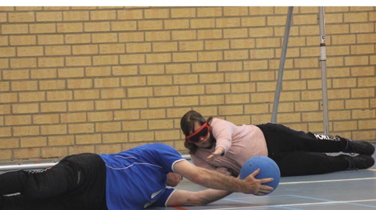 START: Sporten voor mensen met een visuele  beperking in West-Friesland en (ruime) omgeving / Sport Unlimited afbeelding nieuwsbericht