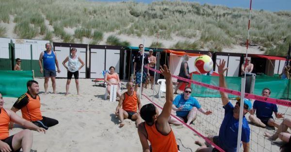 Nijmeegse beachsportvereniging Aiolos organiseert para beachvolleybaltoernooi! afbeelding nieuwsbericht