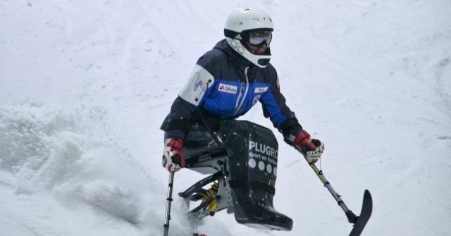 Al (zit)skiënd de berg naar beneden! afbeelding nieuwsbericht