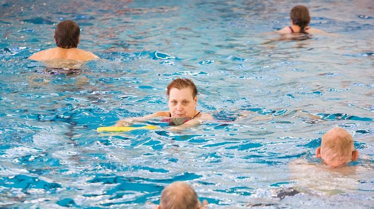 (Ex)hartpatiëntenvereniging Den Helder zoekt hulp bij sport- en zwemactiviteit afbeelding nieuwsbericht