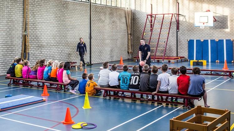 Sport Extra: beweeguurtje voor kinderen onder extra begeleiding afbeelding nieuwsbericht