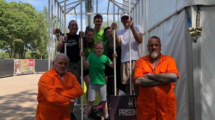 Unieke Sporters nemen deel aan de grootste gevangenisuitbraak van Nederland afbeelding nieuwsbericht