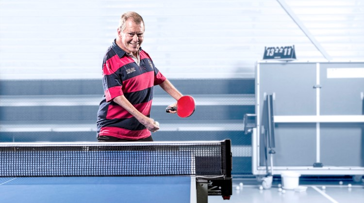 Jan Kootstra: 'Sporten is een uitlaatklep voor mij. Ik kan er al mijn energie in steken afbeelding nieuwsbericht