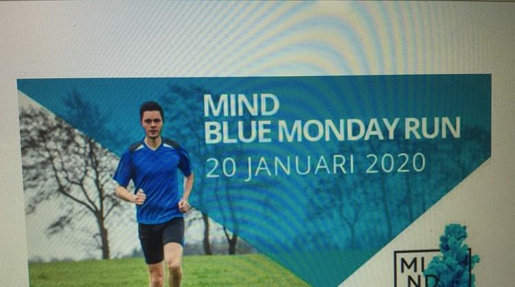 Hardlopen en wandelen op blue monday met Visio en Running Blind afbeelding nieuwsbericht