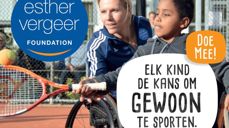 Klimmendaal geeft clinics (rolstoel)tennissen in Apeldoorn en Arnhem! afbeelding nieuwsbericht