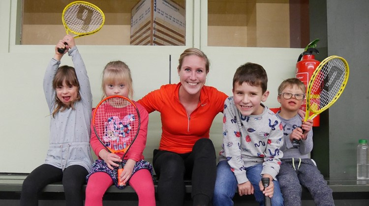 Kom een proefles G-tennis volgen bij TC Bakkum op woensdag 26 september! afbeelding nieuwsbericht