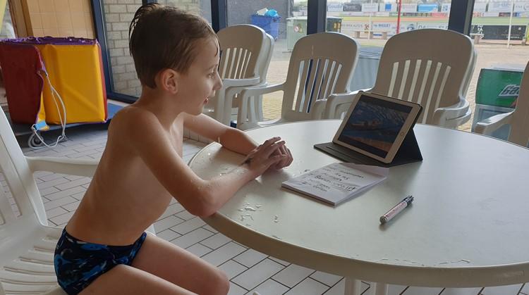 Bijzondere talenten - Zwemles voor kinderen met een beperking afbeelding nieuwsbericht