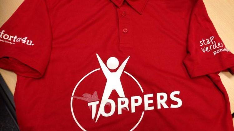 Terug-kom-dag X-Toppers 2016 afbeelding nieuwsbericht