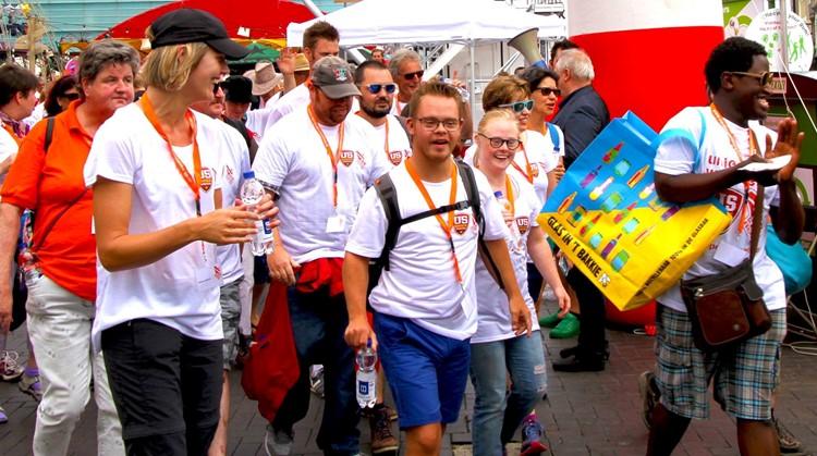 Gemeente Nijmegen zet extra stap in Gelders Jaar van het Aangepast Sporten afbeelding nieuwsbericht