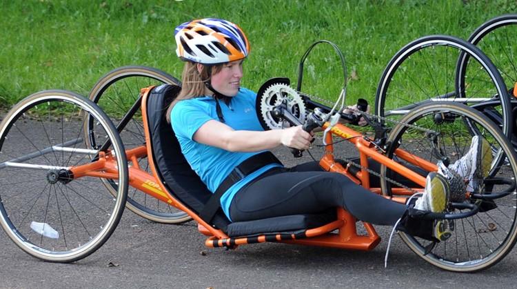 Handbike clinic Dodewaard afbeelding nieuwsbericht