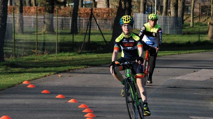 Uniek in het Noorden: training voor wielrenners met een verstandelijke beperking afbeelding nieuwsbericht