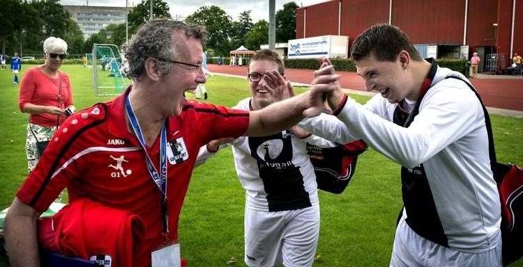 700 sporters met een verstandelijke beperking in actie tijdens de Special Olympics Regionale Spelen Groningen 2017 afbeelding nieuwsbericht