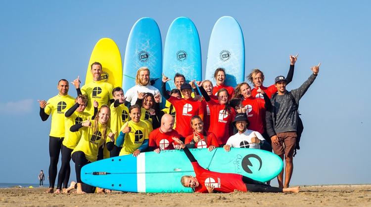 Het surfproject bestaat 5 jaar! afbeelding nieuwsbericht