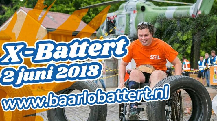 X-Battert, de obstakelrun voor en van Iedereen! afbeelding nieuwsbericht