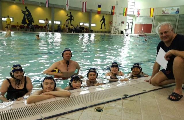 Ik-doe-mee-training Waterbasketbal Aqua Novio '94 afbeelding agendaitem