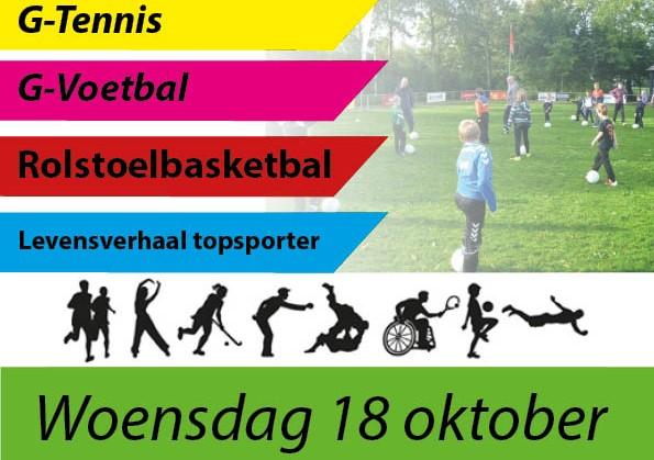 Dag van het onbeperkt sporten in Sint Philipsland afbeelding nieuwsbericht
