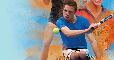 Clinics G-tennis en Rolstoeltennis tijdens de Windmill Cup  afbeelding agendaitem