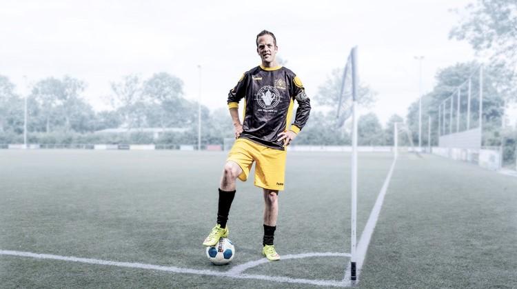 Michel Velting: 'Sporten maakt mijn hoofd vrij' afbeelding nieuwsbericht