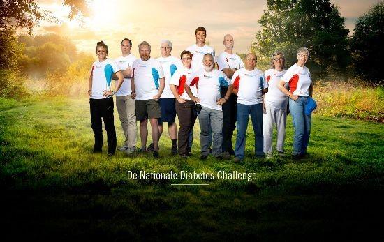 Start Nationale Diabetes Challege mei 2017 afbeelding nieuwsbericht
