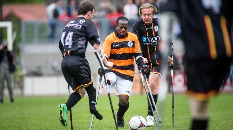 FC Dordrecht wil Amputatievoetbal starten! afbeelding nieuwsbericht