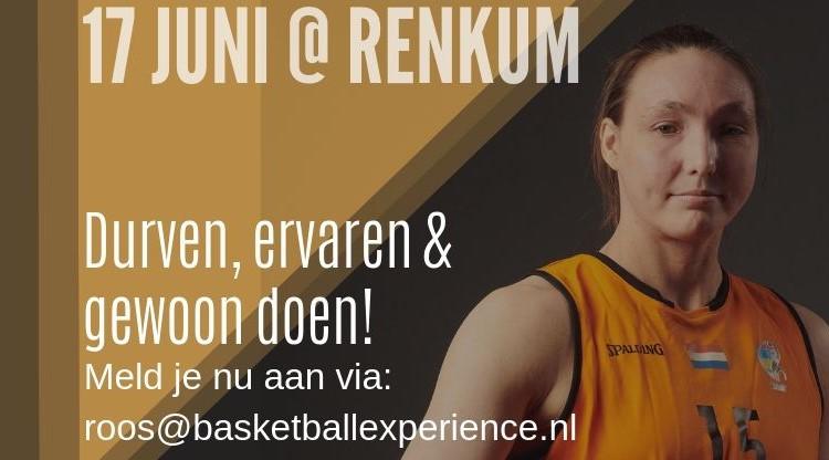 Rolstoelbasketbal clinic in Renkum: voor iedereen afbeelding nieuwsbericht