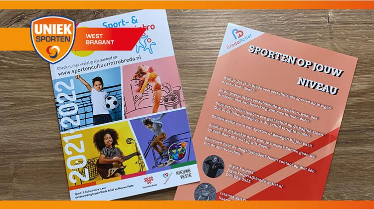 Bredase scholieren maken kennis met verschillende sporten door Sport- en Cultuurintro afbeelding nieuwsbericht