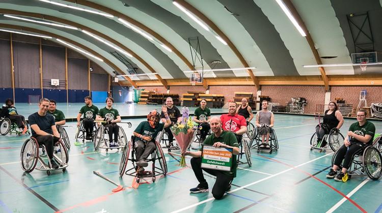 Kennemer Keien winnen de club van het jaar prijs in Bloemendaal! afbeelding nieuwsbericht