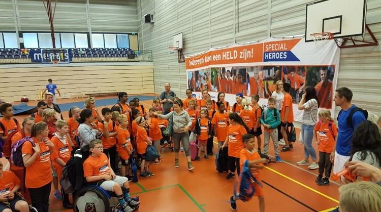 Special Heroes Olympic Challenge afbeelding nieuwsbericht