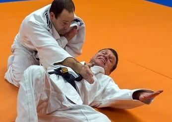 Clinic aangepaste judo bij Reade Overtoom afbeelding nieuwsbericht