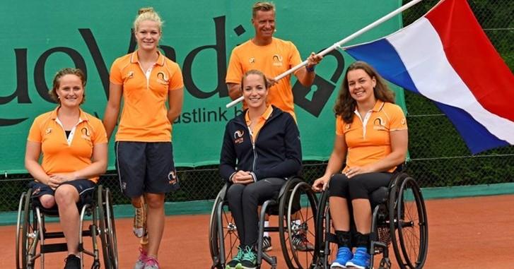 UNIQLO Wheelchair Doubles Masters in Bemmel afbeelding nieuwsbericht