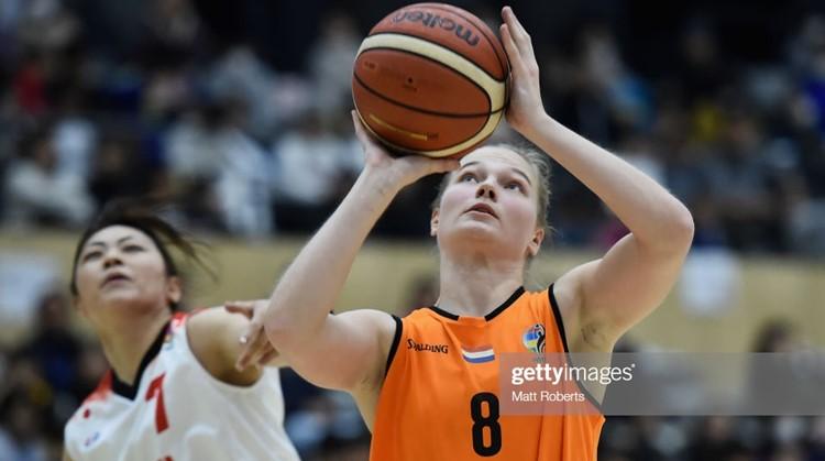 7 juni 2019 clinic rolstoelbasketbal met Julia van der Sprong afbeelding nieuwsbericht