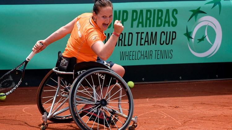 BNP Paribas World Team Cup tennis afbeelding nieuwsbericht