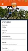 Uniek Sporten App screenshot 2