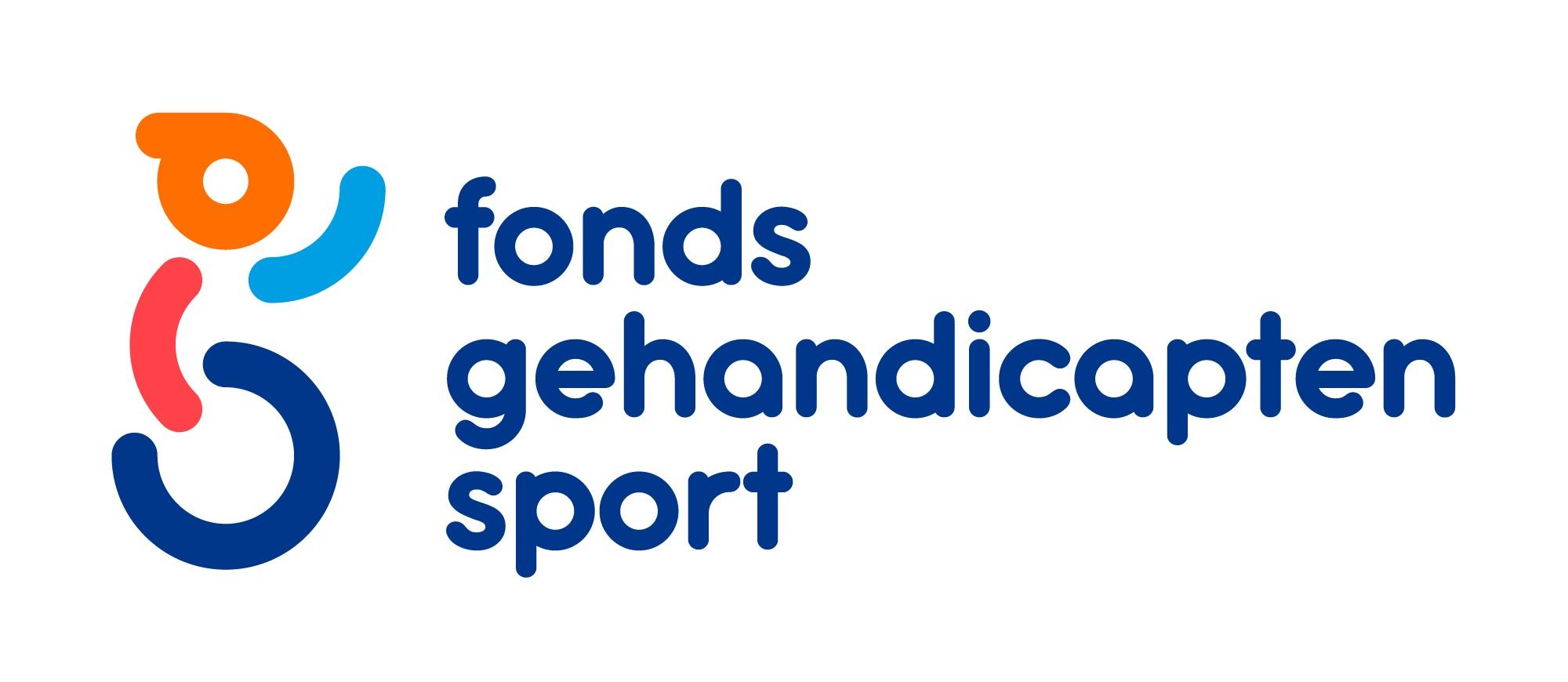 Logo Fonds Gehandicaptensport