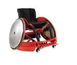 Quad Rugby stoel